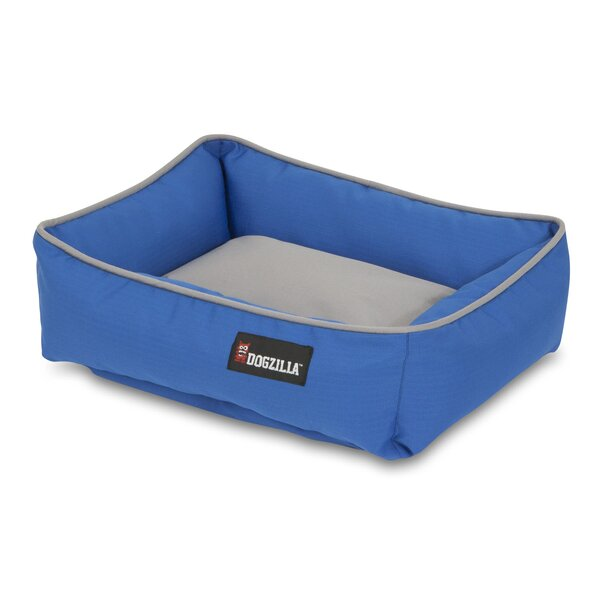 Rectangular Lounger Dog Bed by Dogzilla