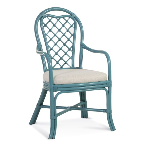 Trellis Upholstered Dining Chair (Set of 2) by Braxton Culler Braxton Culler