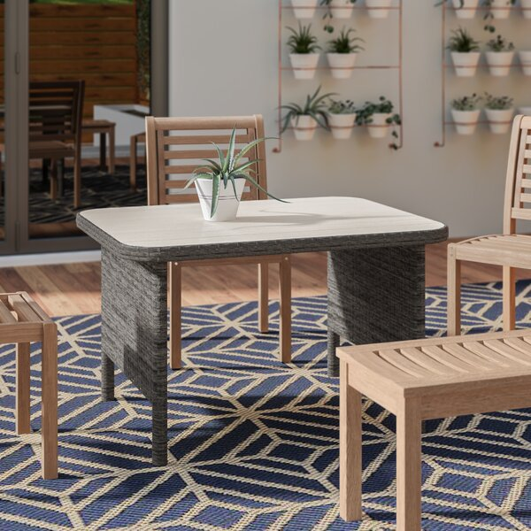 Camille Dining Table by Brayden Studio