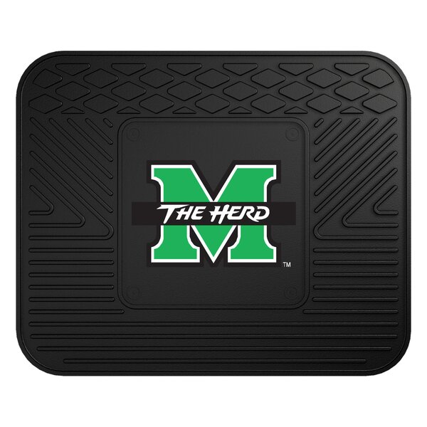 NCAA Marshall University Kitchen Mat by FANMATS