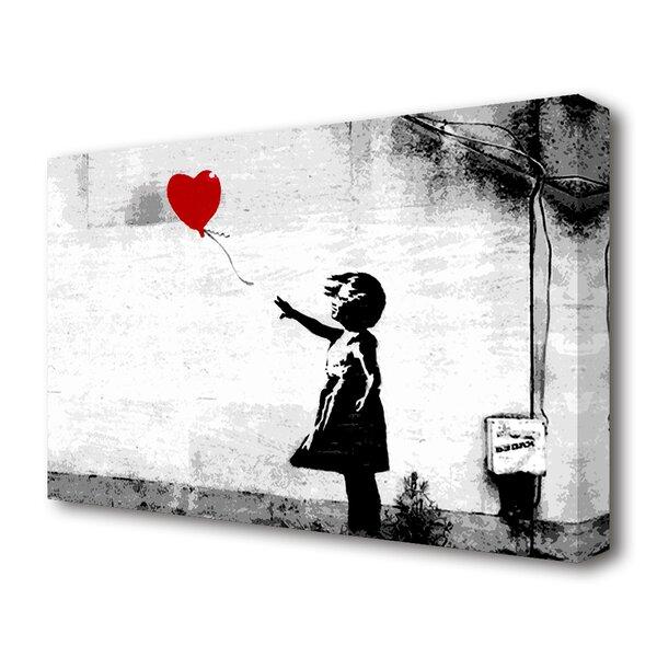 Heart Canvas Wayfair Co Uk