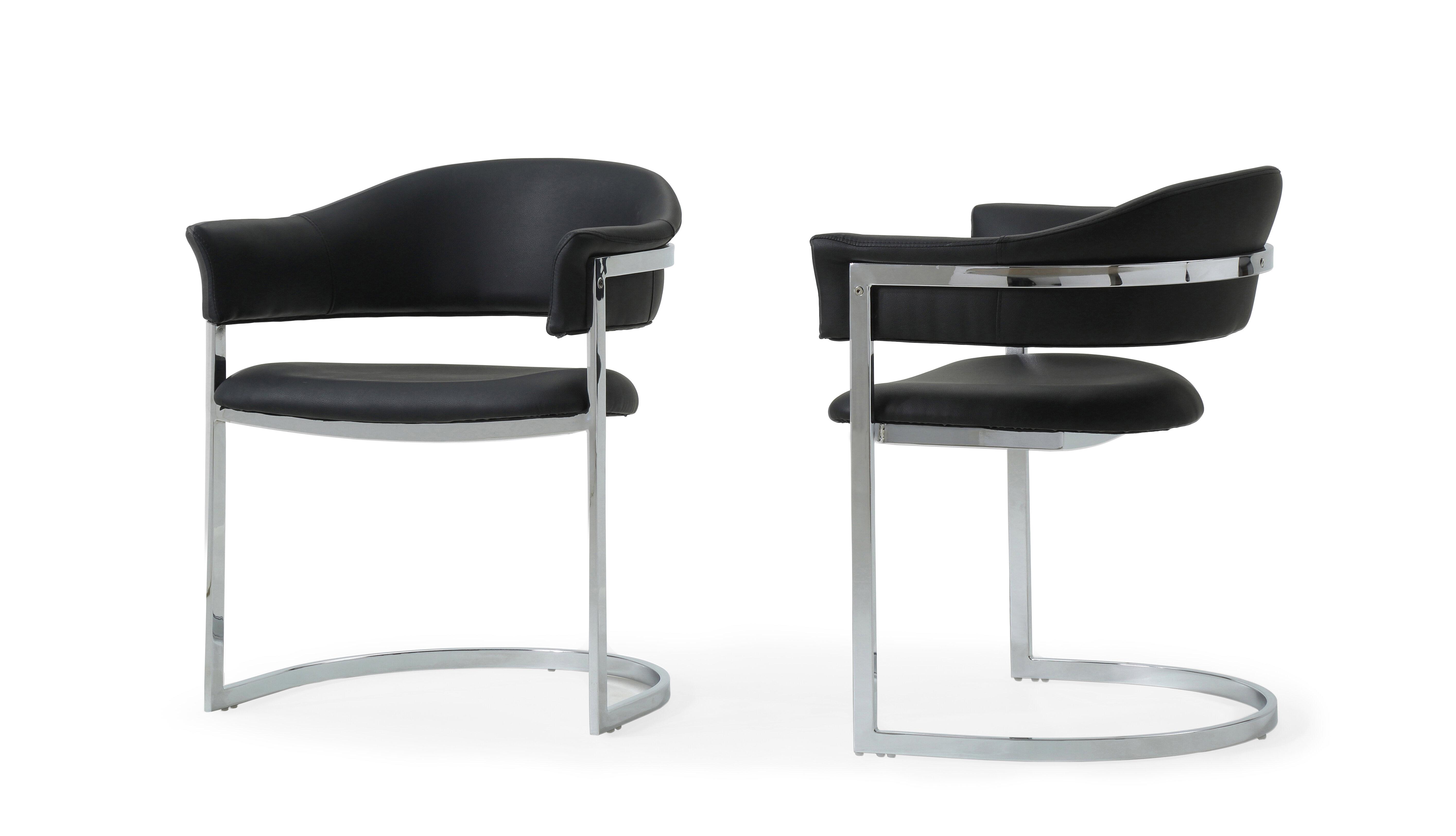 Orren Ellis Clower Contemporary Arm Chair U0026 Reviews   Wayfair