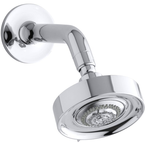 Purist 2.5 GPM Multifunction Wall-Mount Shower Head By Kohler