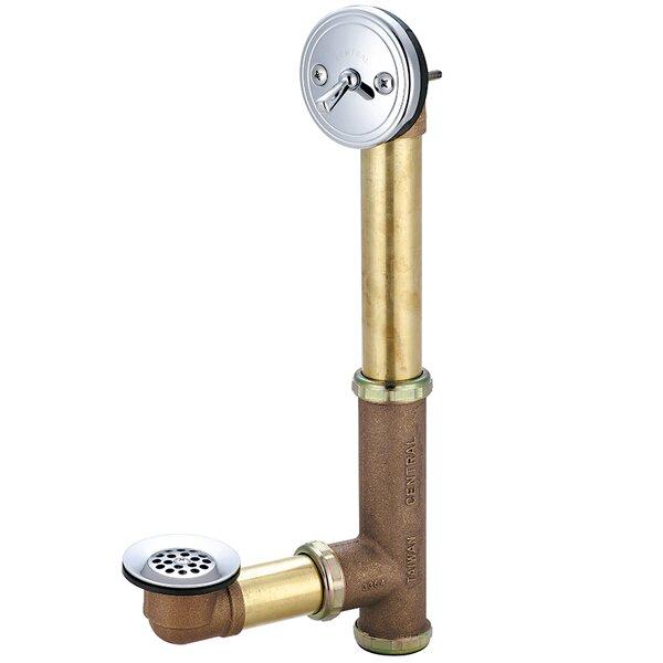 1.5 Leg Tub Drain by Central Brass