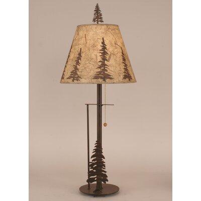 "Rustic Living 29.5"" Table Lamp Coast Lamp Mfg."