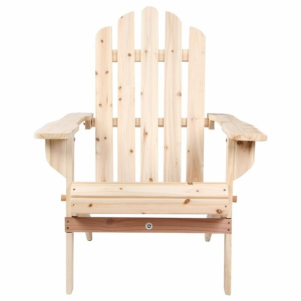 Tandy Wooden Adirondack Chair by Millwood Pines