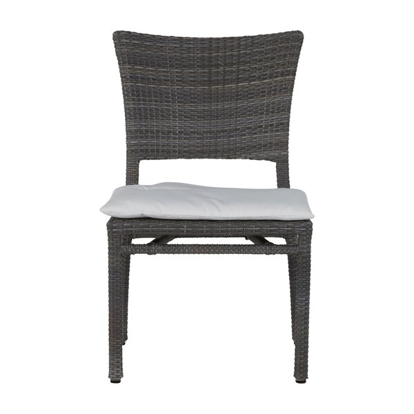 Skye Patio Dining Chair with Cushion by Summer Classics