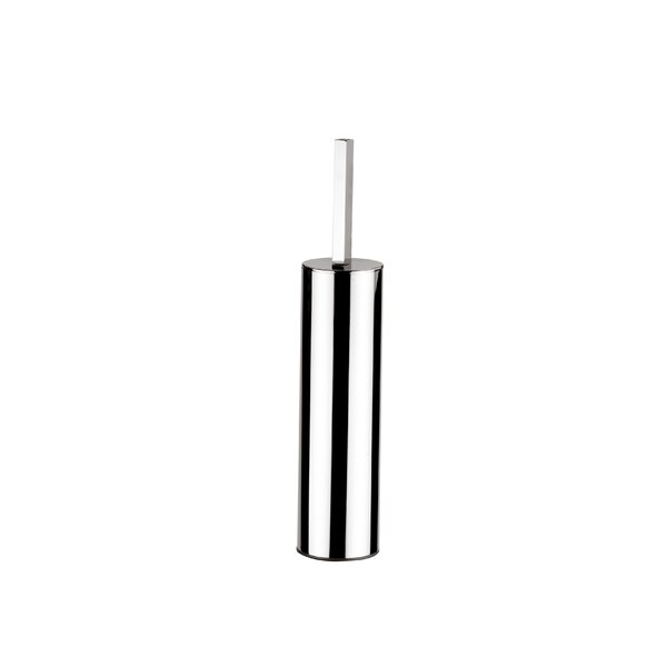 Iceberg Wall MountedToilet Brush and Holder by WS Bath CollectionsIceberg Wall MountedToilet Brush and Holder by WS Bath Collections