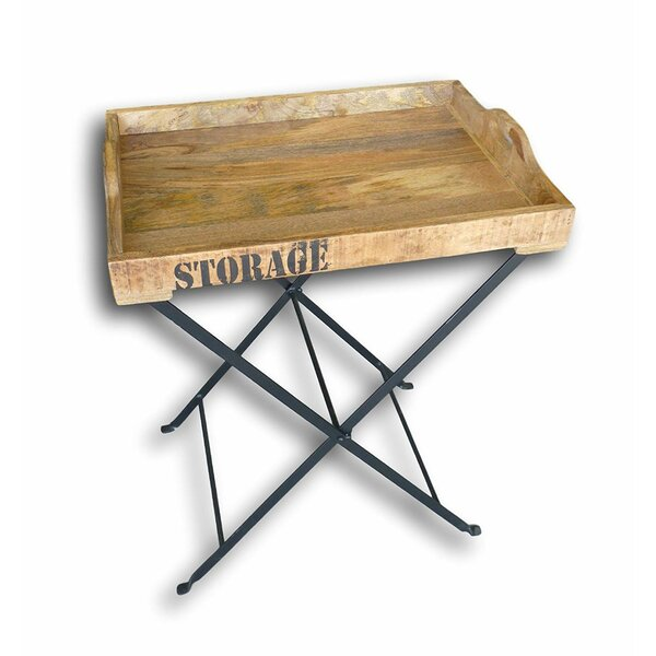 Lykins Tray Table By Williston Forge