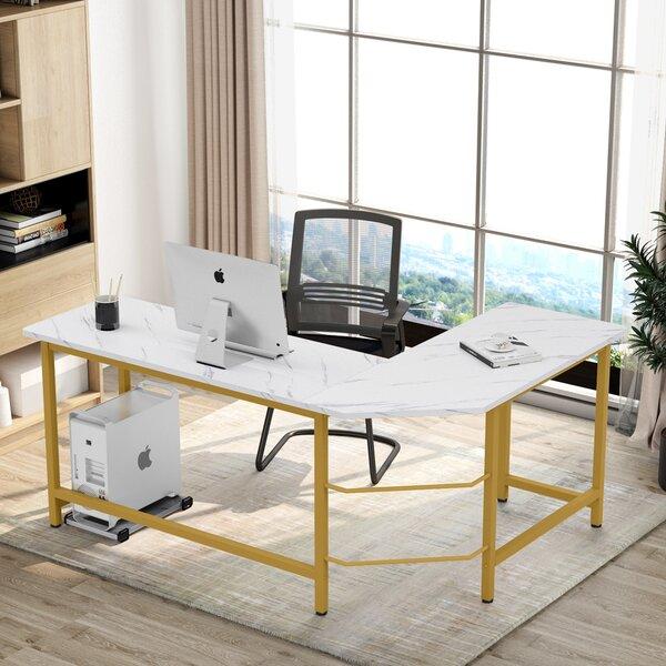 Navi Reversible L-Shape Desk