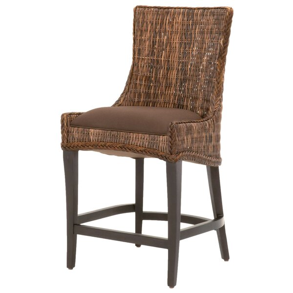 Caryville 26 Bar Stool (Set of 2) by Rosecliff Heights
