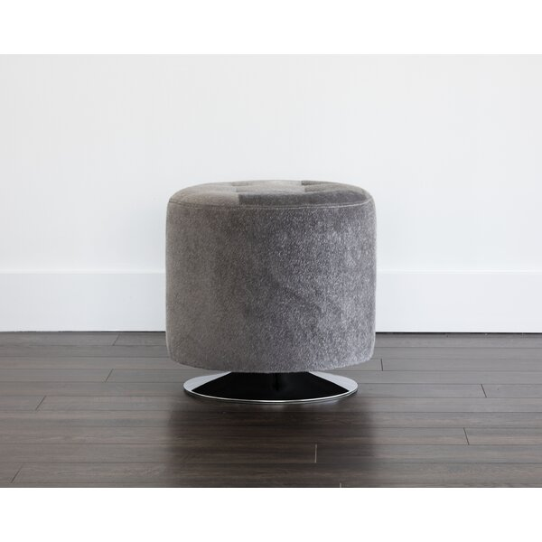 Walton Small Ottoman by Comm Office
