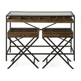 Carreno 3 Piece Coffee Table Set by Darby Home Co