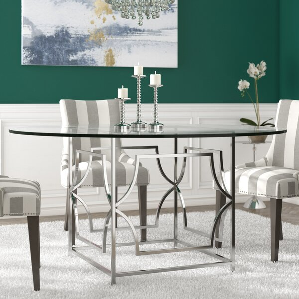 Edwards Dining Table by Willa Arlo Interiors