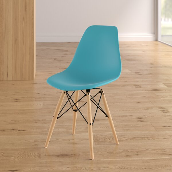 Quintus Solid Wood Dining Chair (Set of 4) by Langley Street