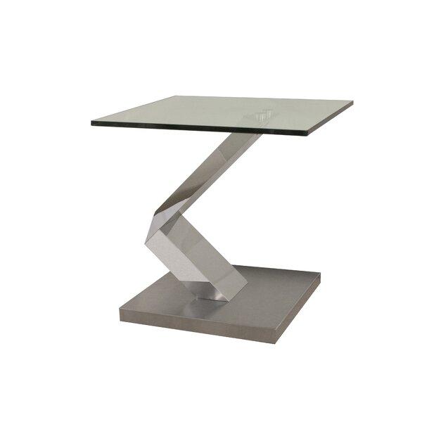 Askov End Table By Orren Ellis