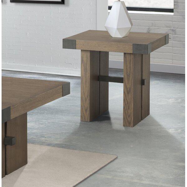 Schwab End Table by Gracie Oaks Gracie Oaks