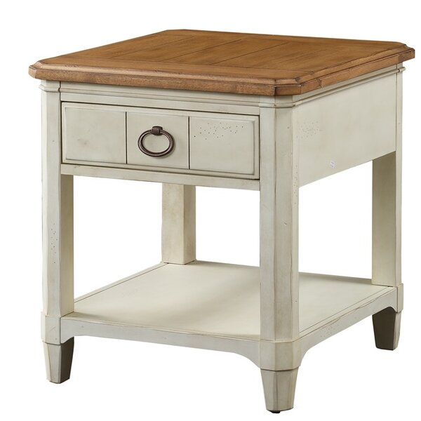 Millbrook End Table by Panama Jack Home