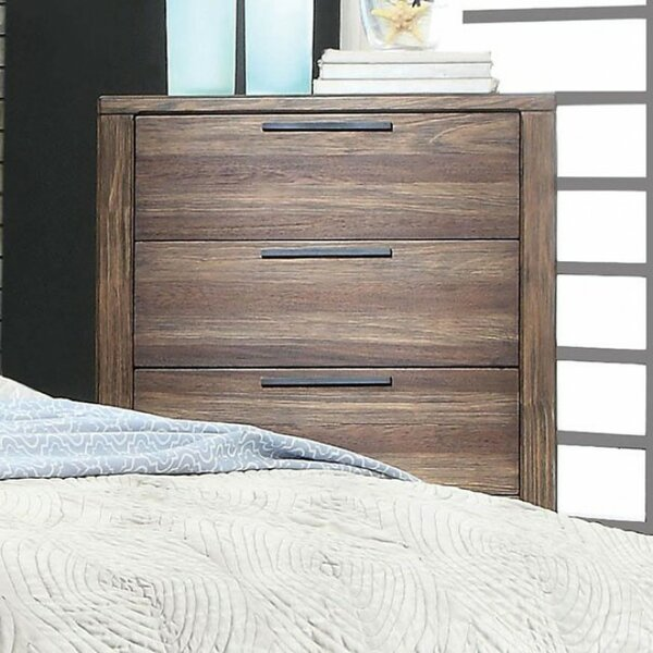 Burruss 5 Drawer Chest by Foundry Select