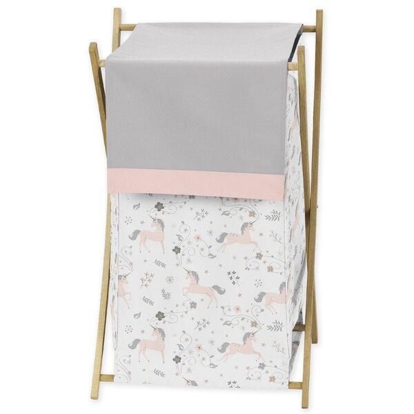 Unicorn Laundry Hamper by Sweet Jojo Designs