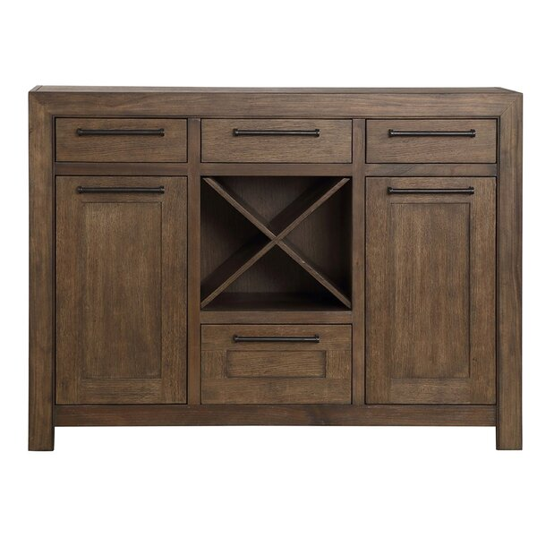 Depalma 58-inch Wide 4 Drawer Sideboard by Foundry Select Foundry Select