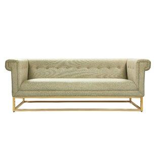 Dollman Button Tufted Sofa