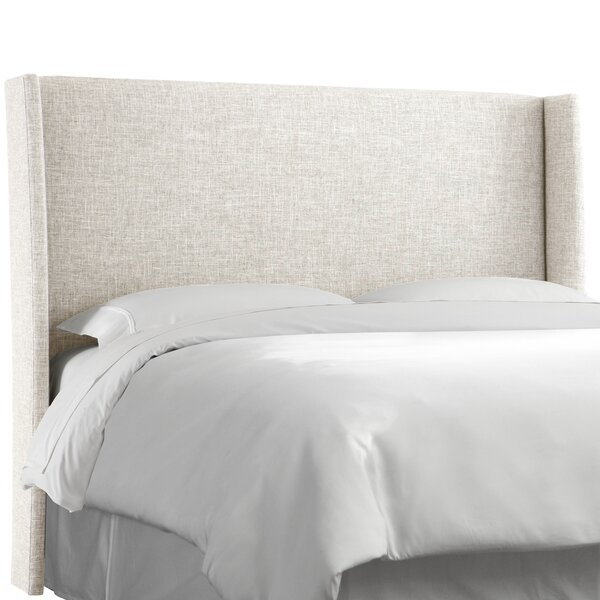 Lankford Upholstered Wingback Headboard by Trule Teen