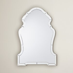Contemporary Vertical Wall Mirror