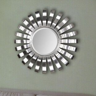 Fine Mod Imports Bloss Wall Mirror