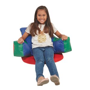 Relax-N-Read Bean Bag Chair by ECR4kids