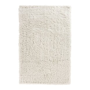 Compare & Buy Kirtley White Shag Area Rug ByZipcode Design