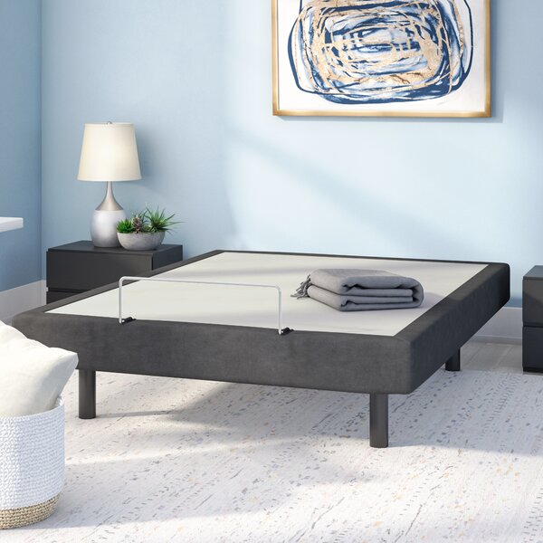 Adjustable Bed Base by Alwyn Home