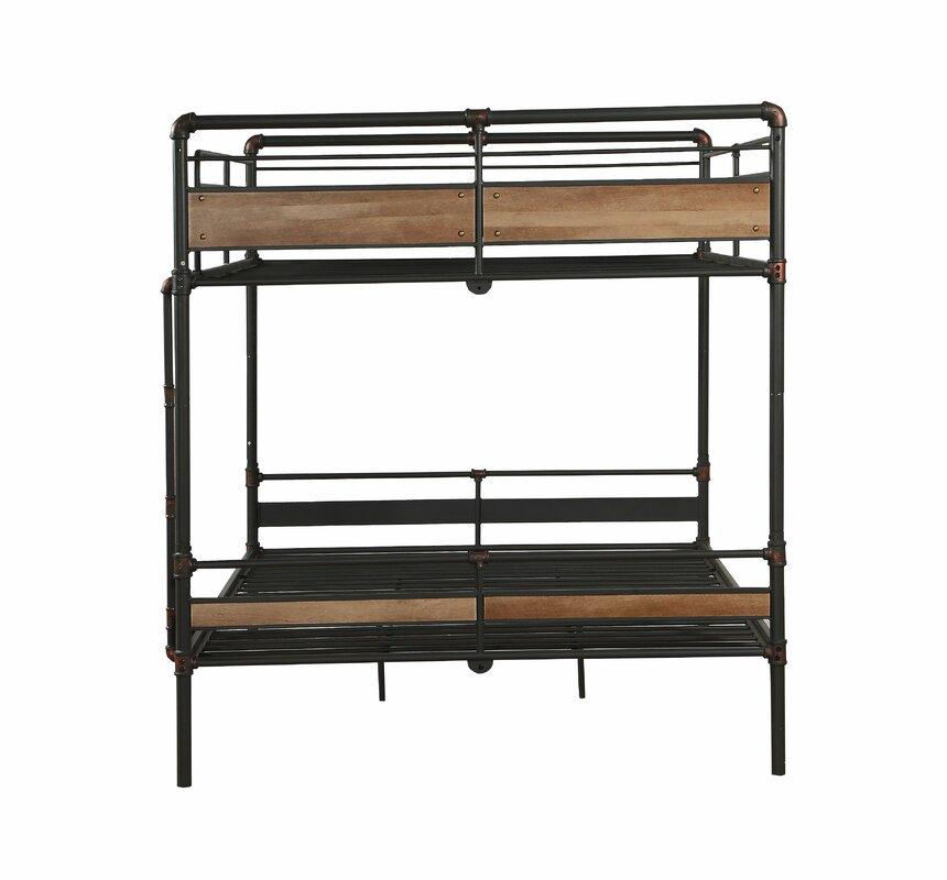 Acme Furniture Brantley Ii Queen Over Queen Bunk Bed