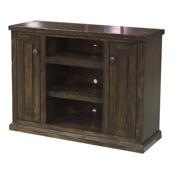 Calistoga Solid Wood TV Stand For TVs Up To 48