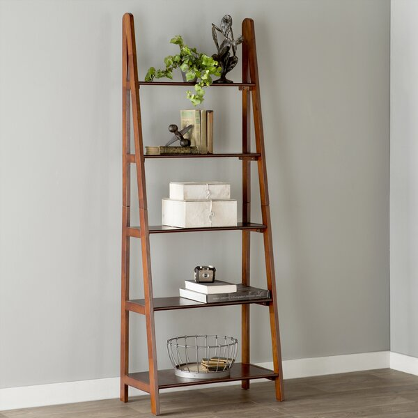 Alesha Ladder Bookcase by Trent Austin Design