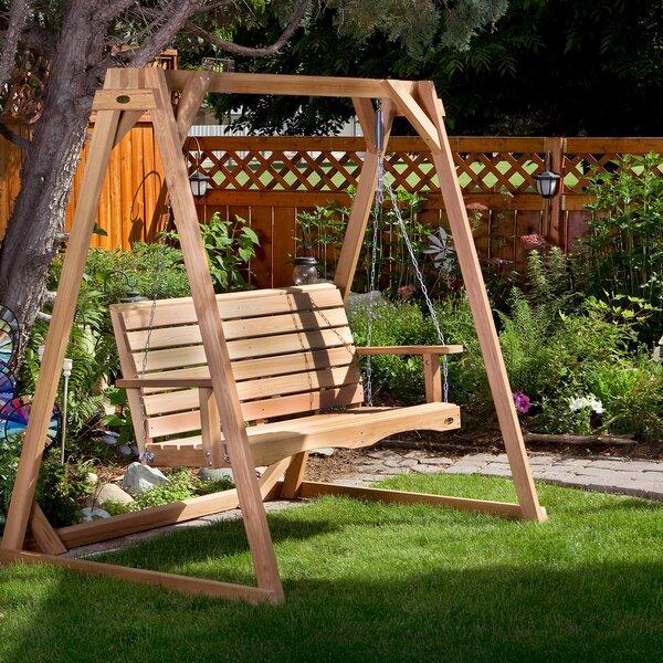 Ardoin Porch Swing by Union Rustic Union Rustic