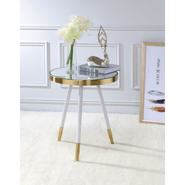 Brockton Antique End Table by Mercer41