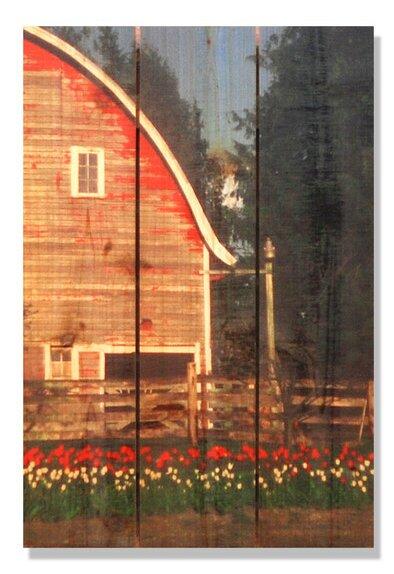 Barn Yard Photographic Print by Gizaun Art