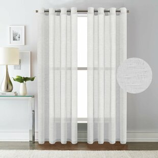 dp com window utopia curtains bedding amazon sheer luxurious premium white scarves by inches