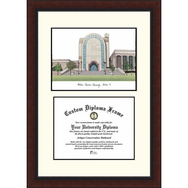 Legacy Scholar Picture Frame by Campus Images