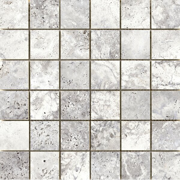 Cabo 2 x 2 Ceramic Mosaic Tile in Shore by Emser Tile