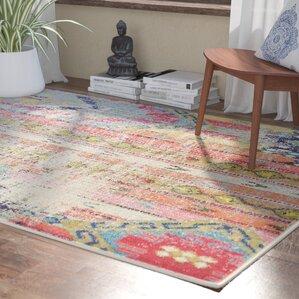zoey multicolor area rug