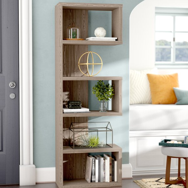Standard Bookcase by Rebrilliant