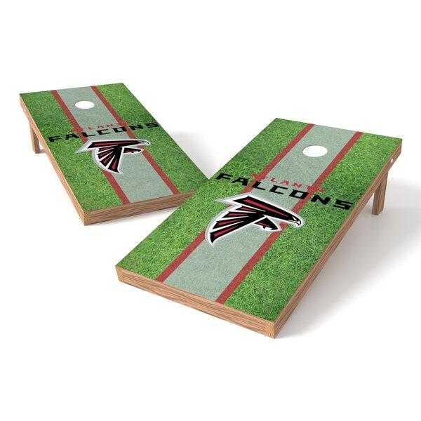 NFL Field Game Cornhole Set by Tailgate Toss