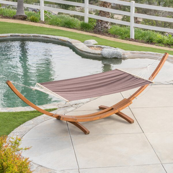 Early Hammock with Base by Rosecliff Heights