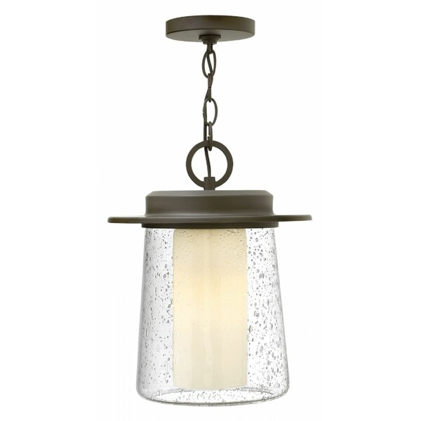 Riley 1-Light LED Outdoor Pendant by Hinkley Lighting