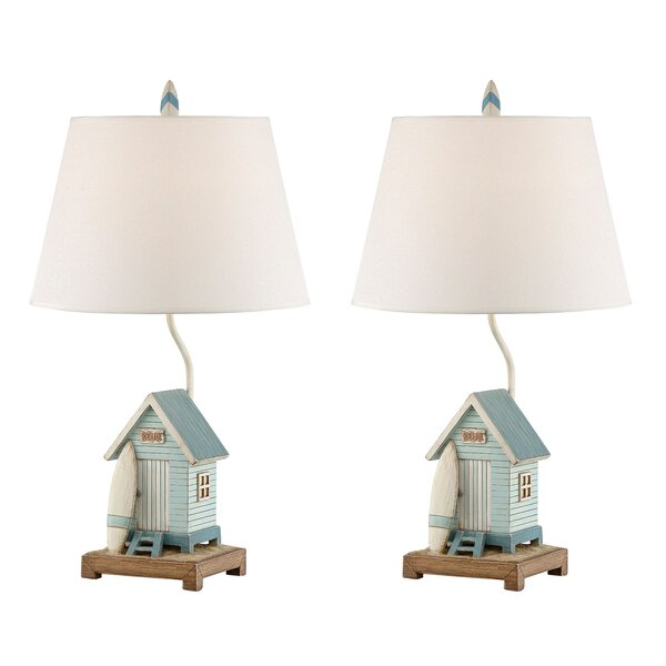 Aoife House 29 Table Lamp (Set of 2) by Highland Dunes