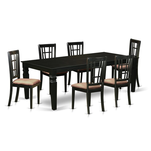 Beesley 7 Piece Dining Set by Darby Home Co