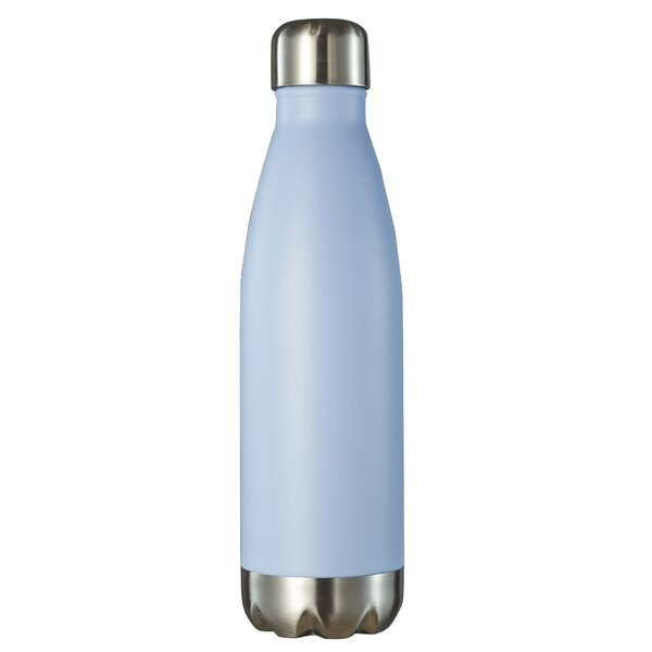 Berdina Double Wall 16 oz. Stainless Steel Water Bottle by Ebern Designs
