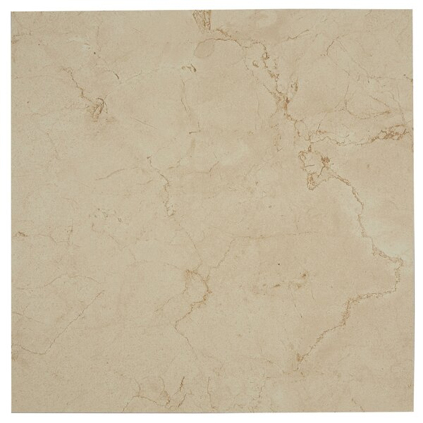 Florentine 12 x 12 Porcelain Field Tile in Marfil by Daltile